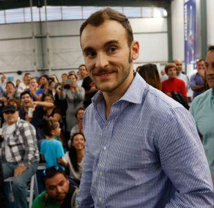 [VIDEO] Así es Tomás González como presidente de la Federación de Gimnasia