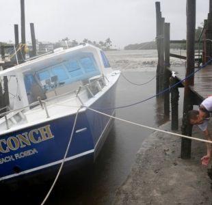 El mar se seca: por qué se retira misteriosamente el agua del mar antes de la llegada de Irma