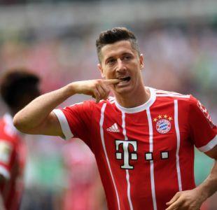 """Polémica en el Bayern de Vidal: Presidente """"en picada"""" contra Lewandowski tras criticar los fichajes"""