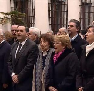 Piñera se resta de ceremonia en conmemoración del 11 de Septiembre en La Moneda