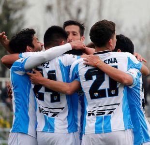 [VIDEO] Goles Primera B fecha 7: Magallanes apabulla a Barnechea en casa