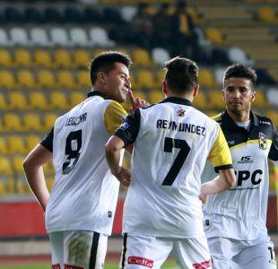 [VIDEO] Goles Primera B fecha 7: Coquimbo Unido vence a Cobreloa en casa