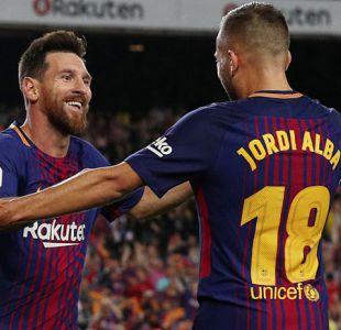 [VIDEO] ¿Real o montaje? Messi se luce tocando el himno de la Champions en piano