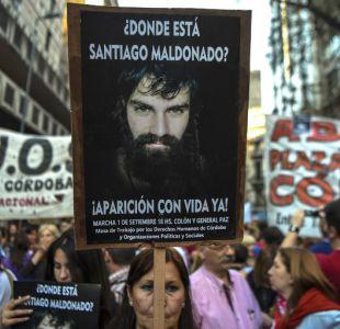 Caso Maldonado: Hallan cuerpo donde desapareció el joven argentino