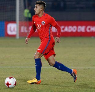 Sharjah FC anuncia oficialmente la llegada del volante chileno César Pinares