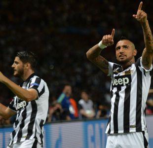 """Edgar Davids y paso de Vidal por Juventus: """"No era como yo, era incluso mejor"""""""