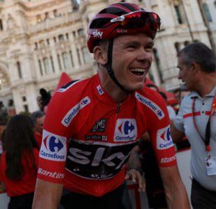 Chris Froome participará en la contrarreloj del Mundial de Bergen