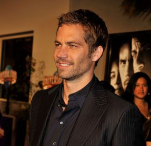 Paul Walker murió en 2013
