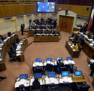 Senado despacha proyecto de desmunicipalización luego de más de un año