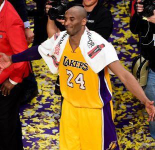"""Los Angeles Lakers retirarán números """"8"""" y """"24"""" pertenecientes a Kobe Bryant"""