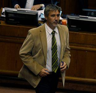 Corte de Santiago aprueba desafuero del senador Fulvio Rossi