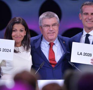 COI aprueba acuerdo para los Juegos Olímpicos de París 2024 y Los Ángeles 2028