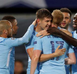 Gran debut del Manchester City de Bravo en Champions: Apabulla a Feyenoord en Holanda
