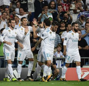 Real Madrid inicia su defensa de la Champions League con goleada sobre APOEL