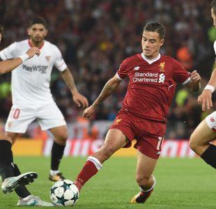 Eduardo Berizzo debuta en Champions League con empate del Sevilla ante Liverpool