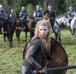 Vikingos adelanta su estreno en Chile