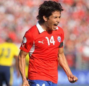 [VIDEO] Matías Fernández sueña y quiere volver a la selección chilena