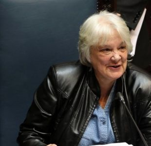 Lucía Topolansky, la primera mujer vicepresidenta de Uruguay