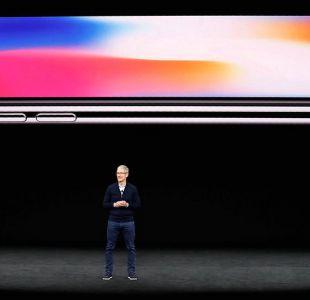 Por qué el iPhone X de Apple tiene uno de los componentes principales de su archirrival Samsung