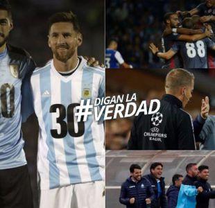 [VIDEO] #DLVenlaWeb: ¿Nuestro país organizará un Mundial?, goles de Champions y Copa Chile