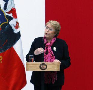 """Bachelet asegura que """"Comisión Valech no fue un pacto de silencio"""""""