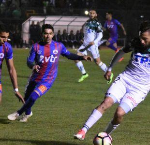 Santiago Wanderers rescata agónico empate ante Deportes Iberia por Copa Chile