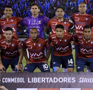 """""""Araña"""" Olivares brilla en goleada de Wilstermann sobre River Plate en Libertadores"""