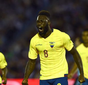 Siguen los problemas para Ecuador: Goleador Felipe Caicedo renuncia a la selección