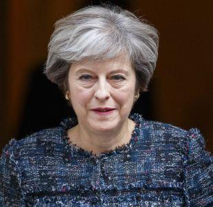 May reprocha a Trump por especulaciones sobre atentado en Londres