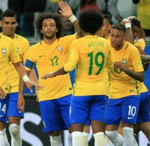 Brasil no se guarda nada: Neymar lidera nómina de cara a duelo con Chile