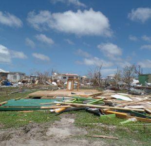 En Barbuda no queda nadie después del huracán Irma