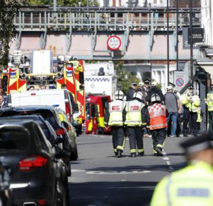 Londres rebaja alerta terrorista tras arresto de otro sospechoso por el atentado