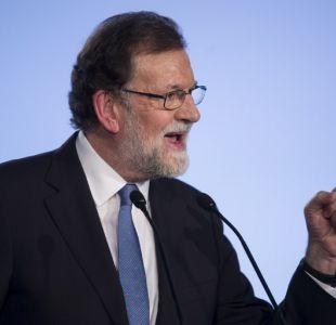 Presidente de España visita Cataluña por primera vez desde que asumió su tutela