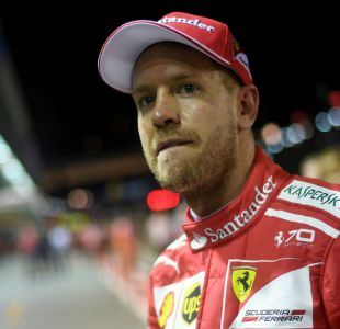 Sebastian Vettel consigue la pole en Gran Premio de Singapur de Fórmula 1