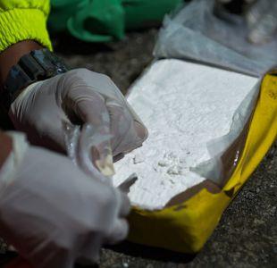Incautan 121 kilos de droga en Perú en un barco con bandera rusa