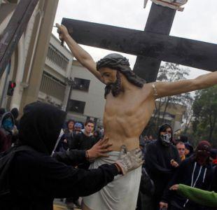 Cristo Gratitud Nacional: Condenan a joven que destruyó figura a pagar multa de $3 millones