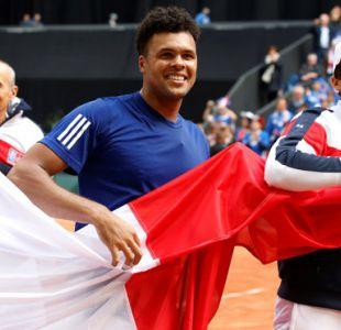 Tsonga gana a Lajovic y Francia jugará la final de la Copa Davis