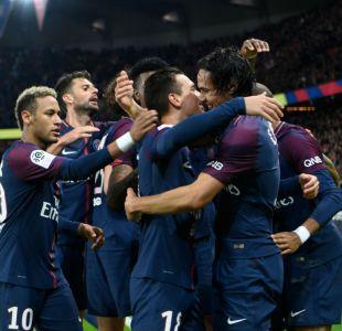 PSG lucha para derrotar al Olympique de Lyon y sigue como puntero exclusivo en Francia