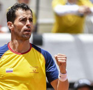Colombia pierde ante Croacia y puede ser rival de Chile en la Copa Davis 2018