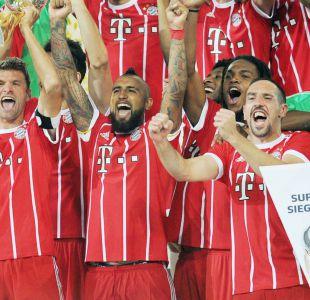 Desde Múnich hasta Liverpool: Los saludos de clubes extranjeros a Chile en sus Fiestas Patrias