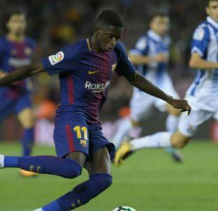 FC Barcelona: Ousmane Dembélé será operado este martes en Finlandia