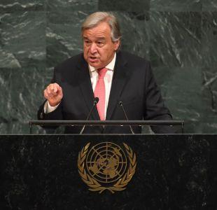 Secretario General de la ONU: el mundo teme una guerra nuclear con Corea del Norte