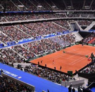 Francia y Bélgica jugarán final de Copa Davis en Lille