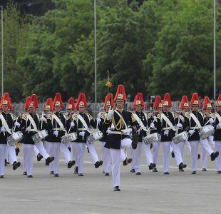 [Minuto a minuto] Escalón del Ejército rinde honores a las autoridades de Gobierno