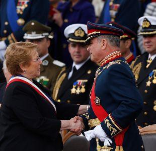 [FOTOS] Así fue la última Parada Militar de la Presidenta Michelle Bachelet