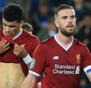 Liverpool es eliminado por Leicester City en su debut en Copa de la Liga de Inglaterra