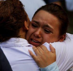 El caos y la desesperación en las calles de la capital tras el terremoto que sacudió a México