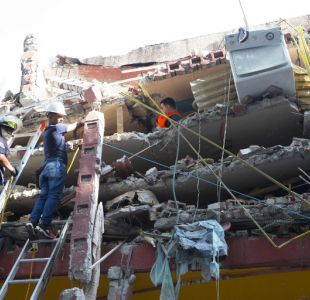 Unicef Chile inicia campaña para ayudar a niños víctimas del terremoto en México