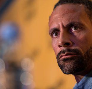 Boxeo, el desesperado intento de Rio Ferdinand para superar la muerte de su esposa