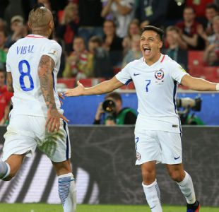 Alexis Sánchez y Arturo Vidal son candidatos al equipo ideal del año de la FIFA